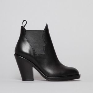 BRAND NEW (ACNE) ANKLE BOOTS